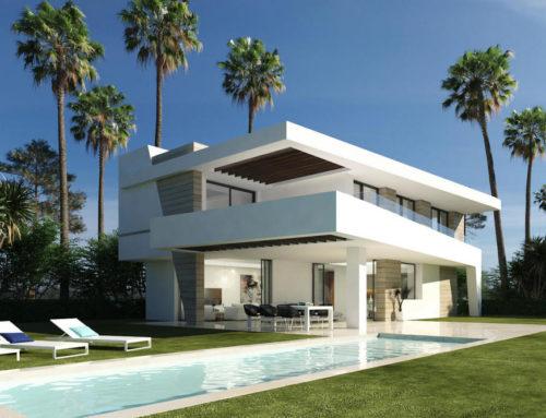 "Villas ""OASIS 17"", New Golden MIle (Estepona)"