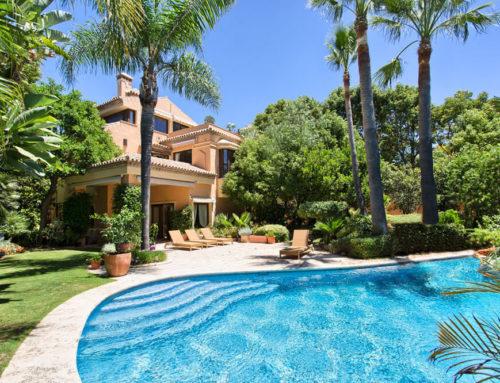 """""""Villa Shanti"""" in Urb. Altos de Puente Romano"""