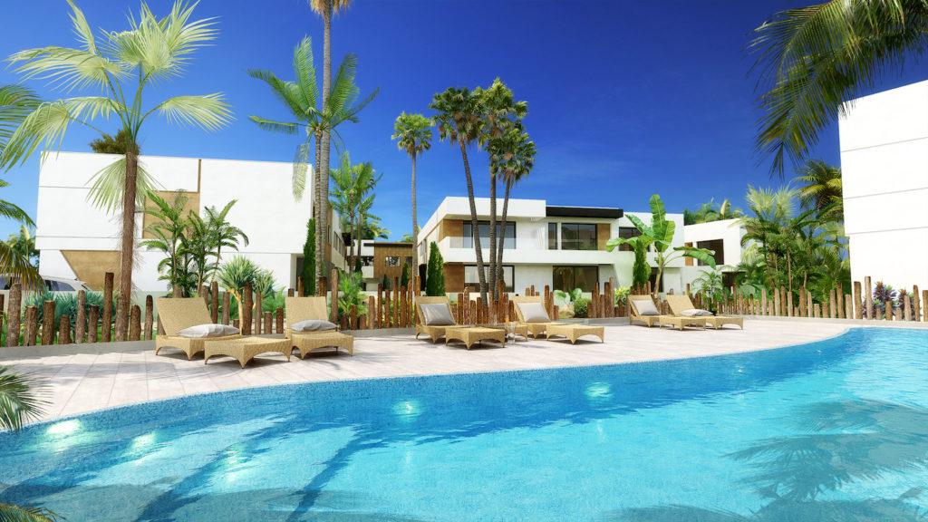 """""""Marein Village"""" Town Houses, Los Naranjos de Marbella"""