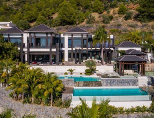 """Villa Beata"" in Cascada de Camojan, Marbella"