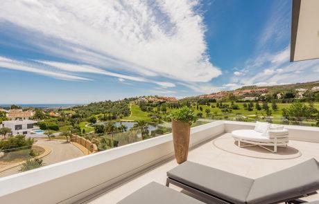 New Villa La Alqueria C27 mpm property consultants marbella