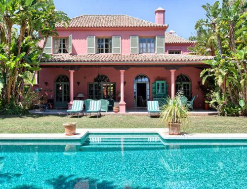 Villa Rosa, Hacienda las Chapas