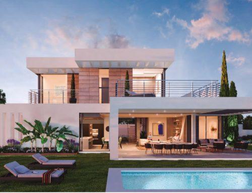 Villa in Cancelada, New Golden Mile