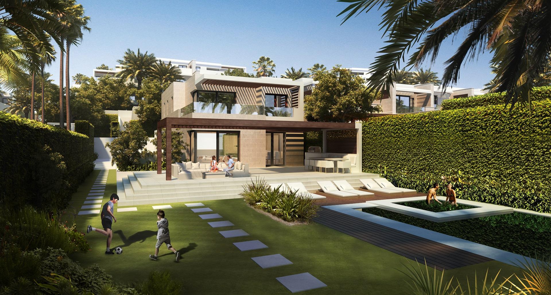 properties under construction
