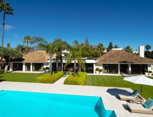 Villa Jazmin Nueva Andalucia