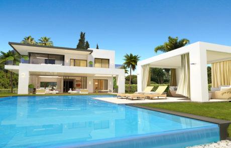 New build property in Marbella