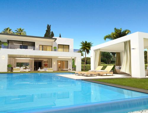 Villa 3 – Las Lomas del Marbella Club, West Marbella