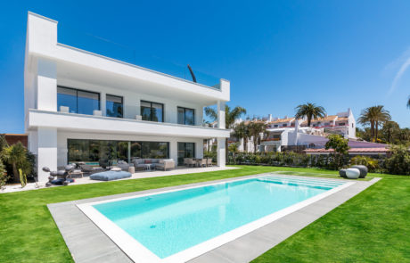 property under construction in Marbella
