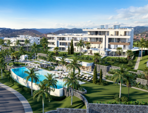 "Soul Marbella ""Sunset"" Apartments and villas, Phase -1"