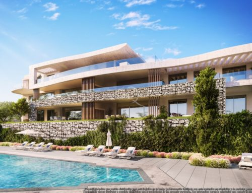 """""""Quercus"""" Apartments, second project in Real de la Quinta"""