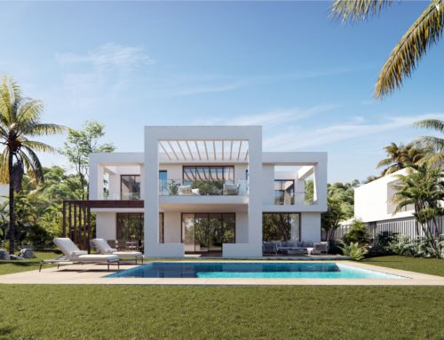 Villa Development – #ICON Private Collection