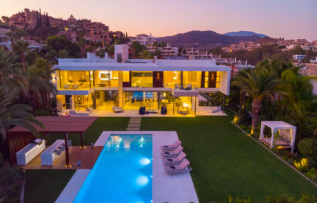 Resale property in Marbella