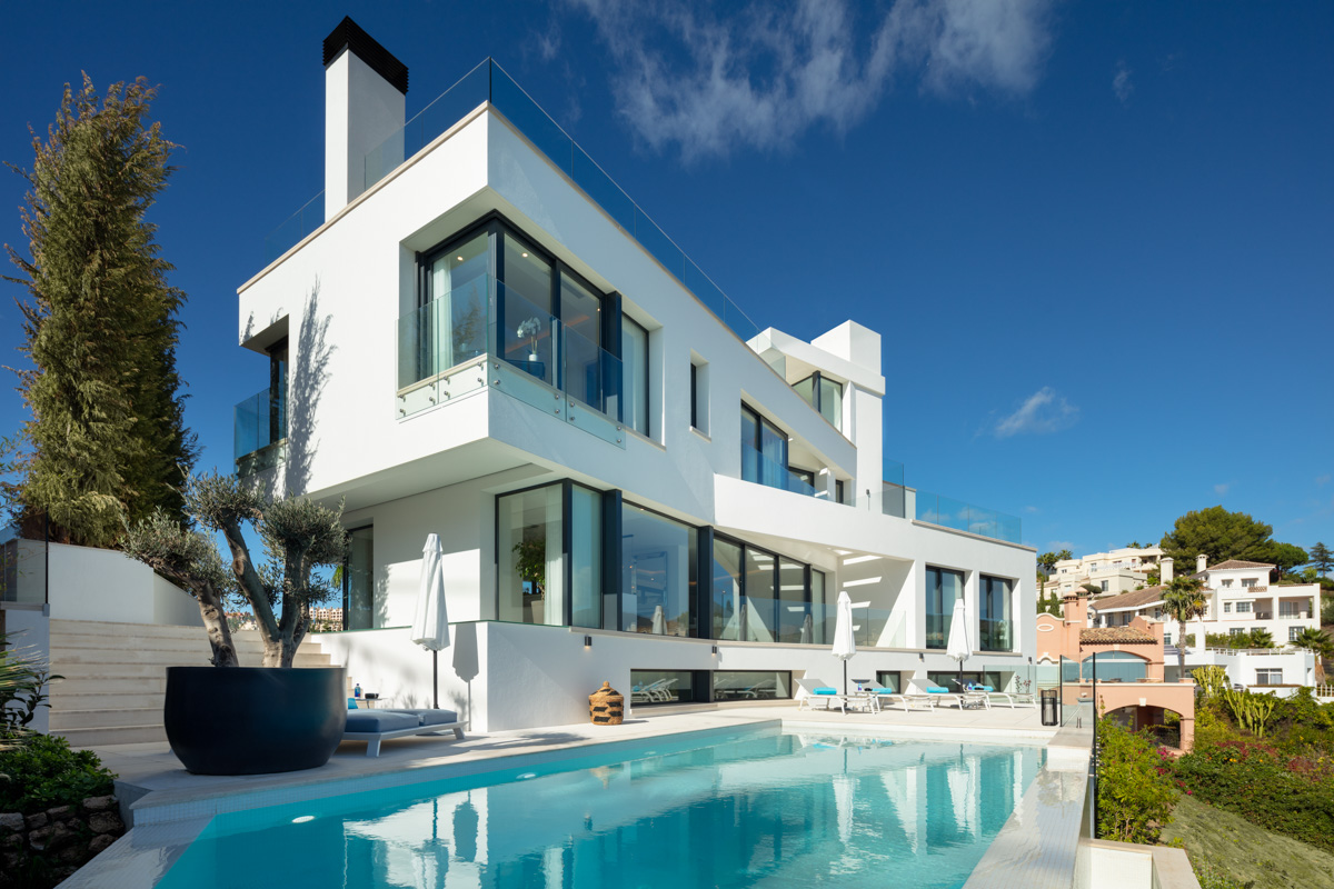 new build property in marbella