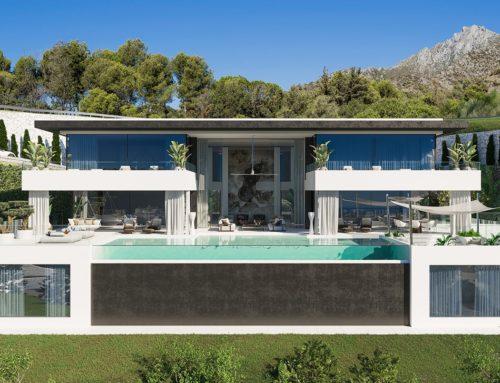 Villa Alcuzcuz – Benahavis – Marbella