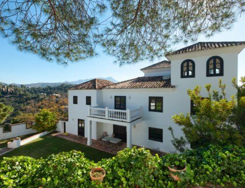 Villa – El Madroñal 2 – Benahavis