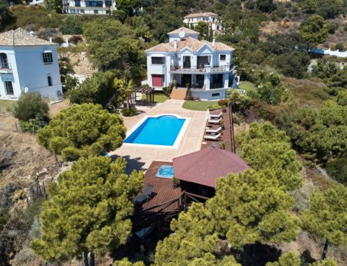 Villa – Monte Mayor – Benahavis