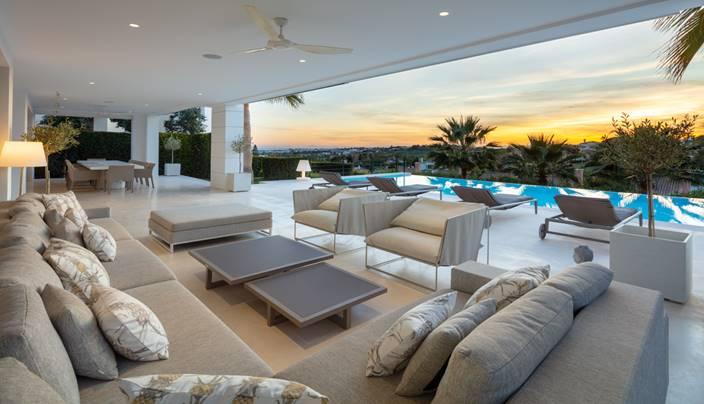 Luxury property marbella