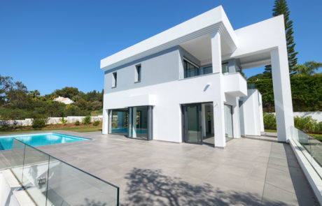 luxury property in marbella