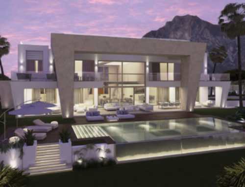 Villa Los Angeles – Sierra Blanca – Marbella